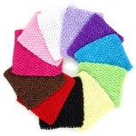 6 inch Crochet Headbands - Restocked
