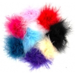 Marabou Puffs - Re-Stocked