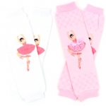 Ballerina Dancer Leg Warmers