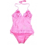 Pink Beach Baby Bathing Suit
