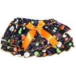 Halloween Polka Dot Bloomers
