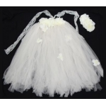 Ivory Princess Tutu Dress Set